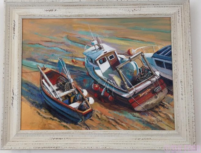 Bridlington Boats High and Dry sold