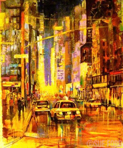 New York Yellow Taxis,